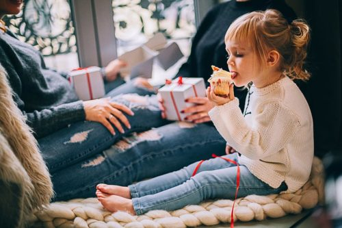 Sweet Treats & Our Children: How Much is Too Much?