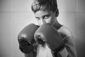 kids boxing glove